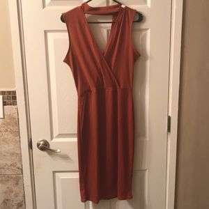 NWT Missguided Midi Dress